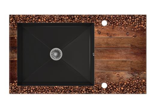 Prestige OPTI-GLASS Grafika CAFFE