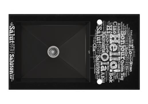 Prestige OPTI-GLASS Grafika HELLO