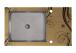 Prestige OPTI-GLASS Grafika FLORAL GOLD