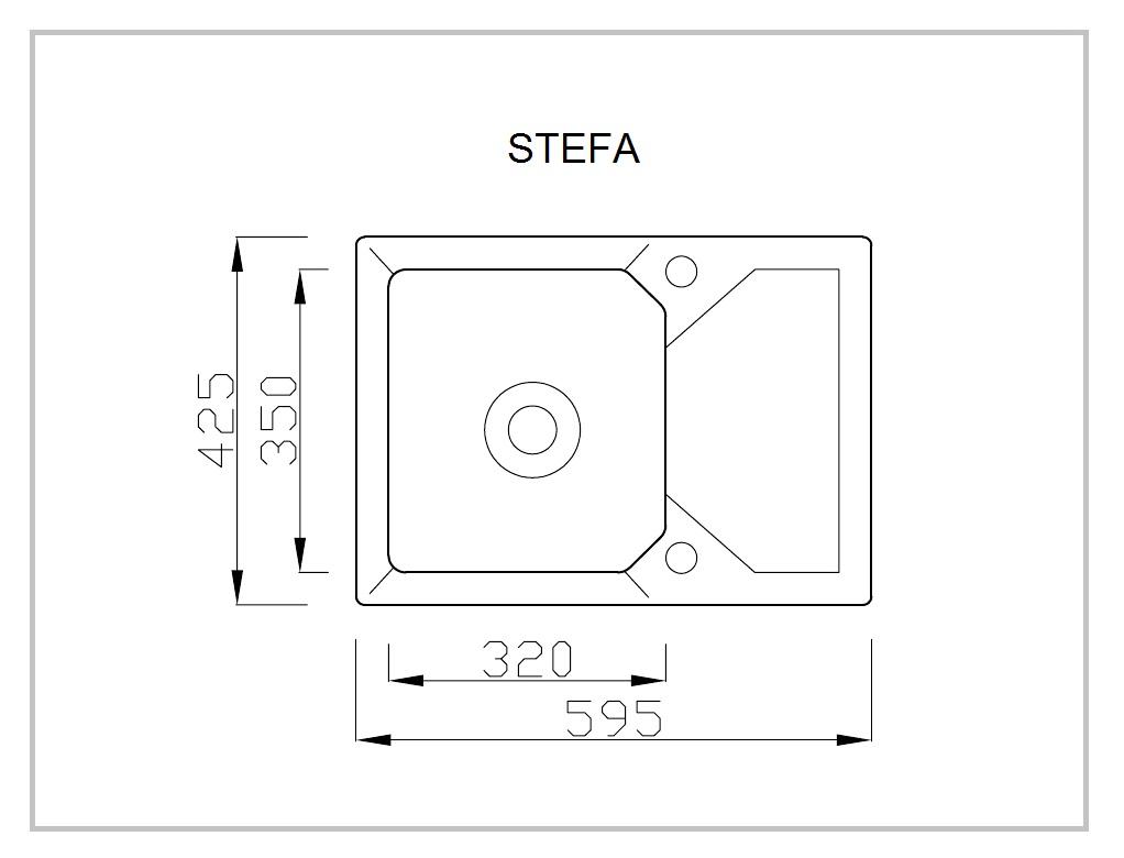 STEFA rysunek techniczny