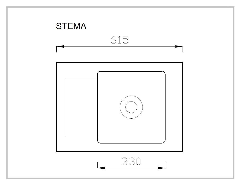 STEMA rysunek techniczny
